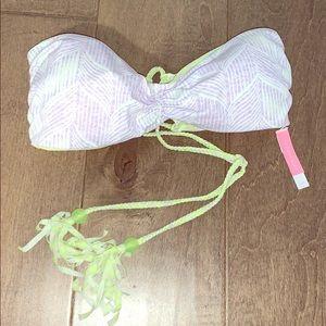 NWOT Victoria's Secret reversible bandeau top!